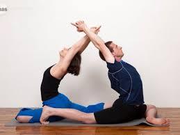 ejercicio en pareja